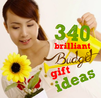 Cheap gifts | 340+ brilliant budget gift ideas