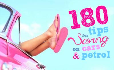 Gas savings | 180+ tips for saving on cars and petro