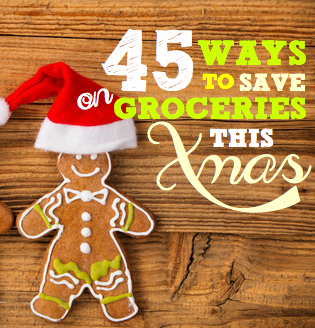 Food delivery | 45 ways to save on groceries this Xmas