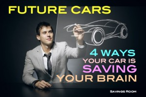 Future cars | 4 ways your car is saving your brain