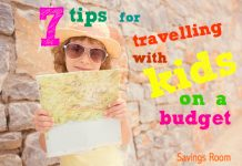 5 Tips for Travelling with Kids on a Budget