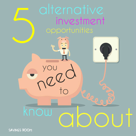 5 alternative investment opportunities