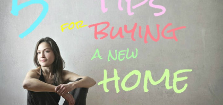 5 best budgeting tips for buying a new home