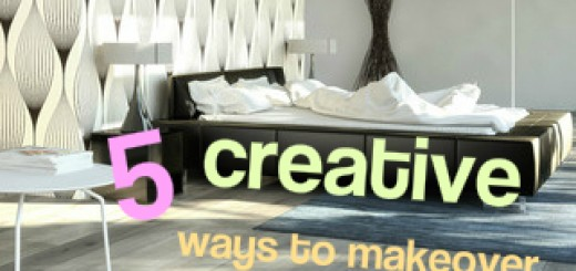 5 creative ways to makeover your bedroom on a budget