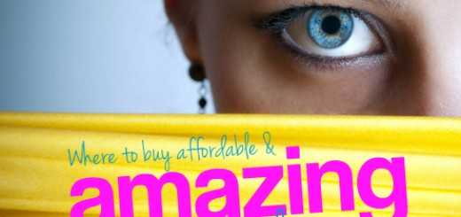 Where to buy affordable & amazing contact lenses