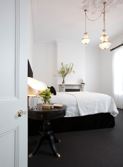 makeover your bedroom - contemporary bedroom1 - 5 creative ways to makeover your bedroom on a budget