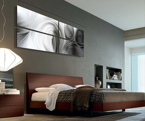 makeover your bedroom - modern bedroom - 5 creative ways to makeover your bedroom on a budget