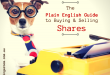 The plain English guide to buying and selling shares