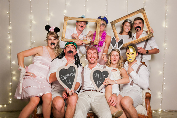 outdoor furniture - Wedding friends Ridiculous Photobooth Rensche Mari Photography2 - 9 outdoor essentials that will make your party awesome