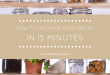 How to organise your pantry in 15 minutes
