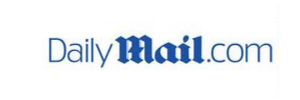 daily mail logo on white