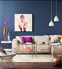 living room - e8fea9b07f83b209c567fdce26c03084 - 5 easy ways to makeover your living room on a budget
