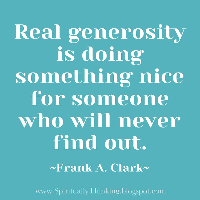 be a nicer person - generosity - 120+ ways to be a nicer person in 2015