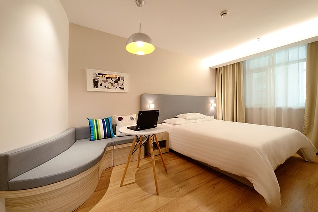 Bedroom makeover tips for better downtime - hotel 1468986059 - Bedroom makeover tips for better downtime