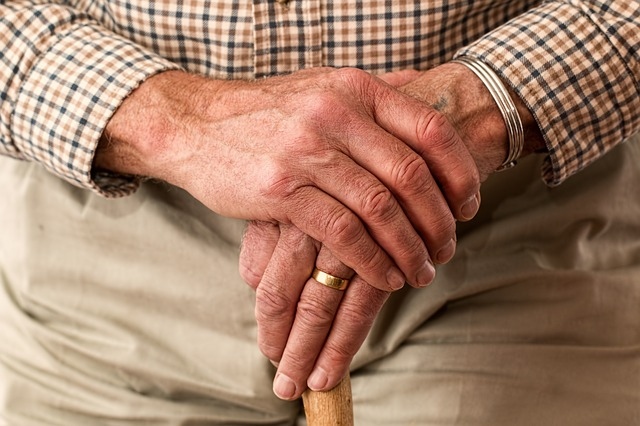 Finances: Don't leave getting older too late - old person 1487722571 - Finances: Don't leave getting older too late